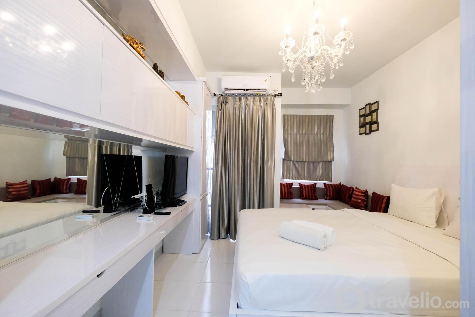 Ayodhya Residence Tangerang - Luxurious Studio Room Ayodhya Residences By Travelio
