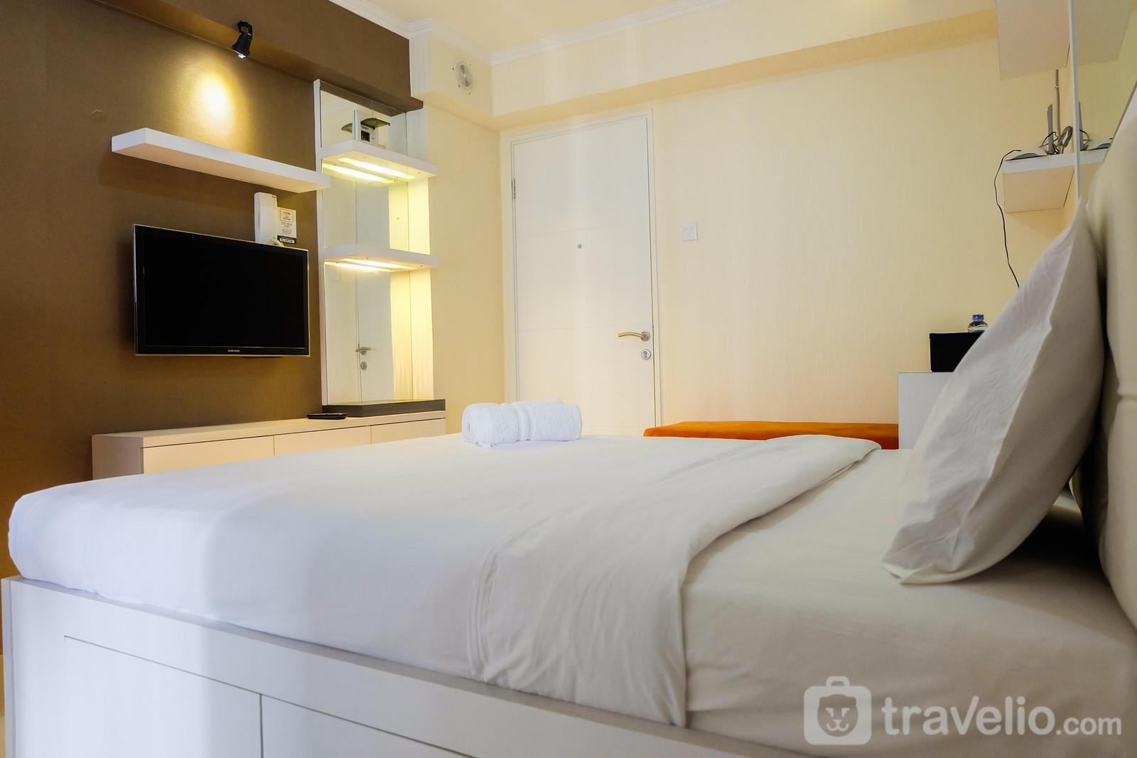 Bassura City Cipinang - Best Deal Bassura Studio Apartment By Travelio