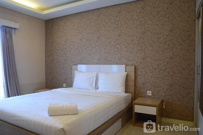 Strategic Location 1BR Tamansari Semanggi Apartment near SCBD and Setiabudi By Travelio