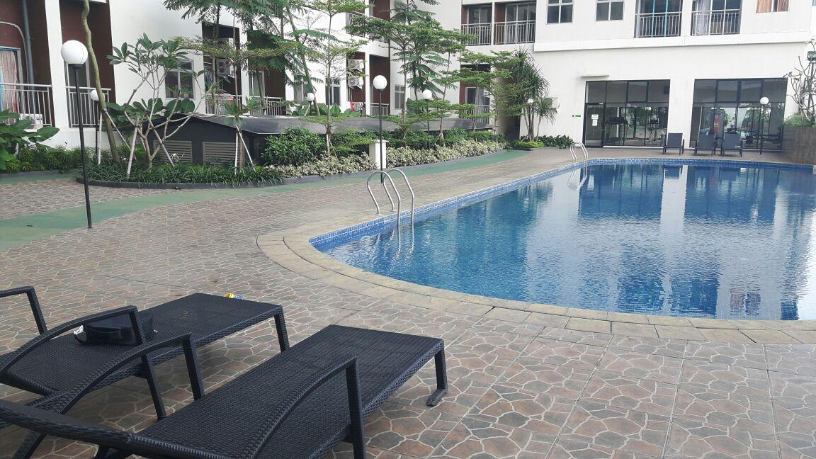 Serpong Greenview - Studio Apartment Serpong Green View BSD