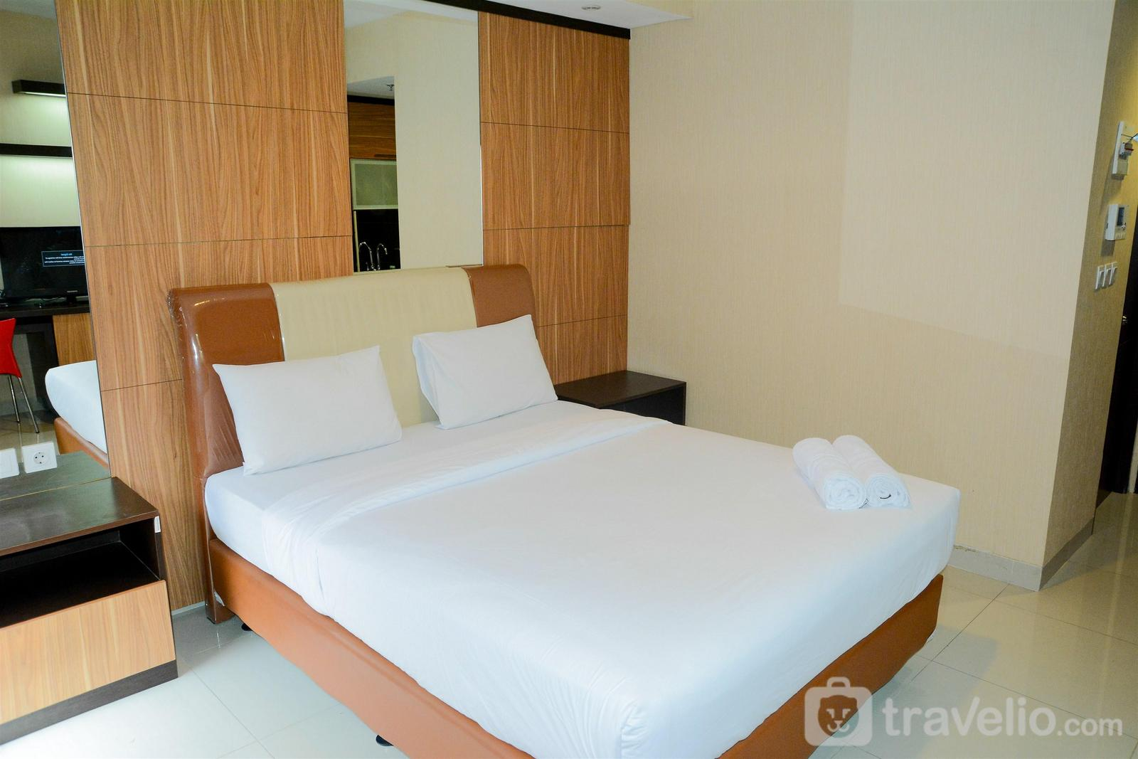 Atria Residences Gading Serpong - Exclusive Studio Room Atria Residence Apartment By Travelio