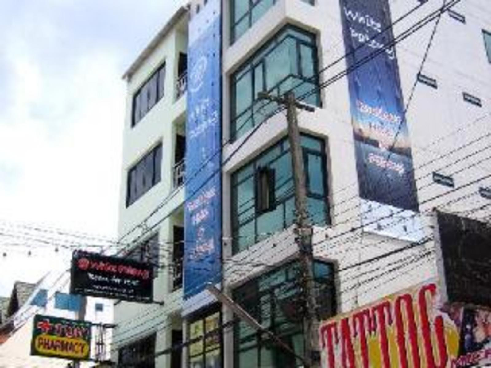 White Patong Hotel