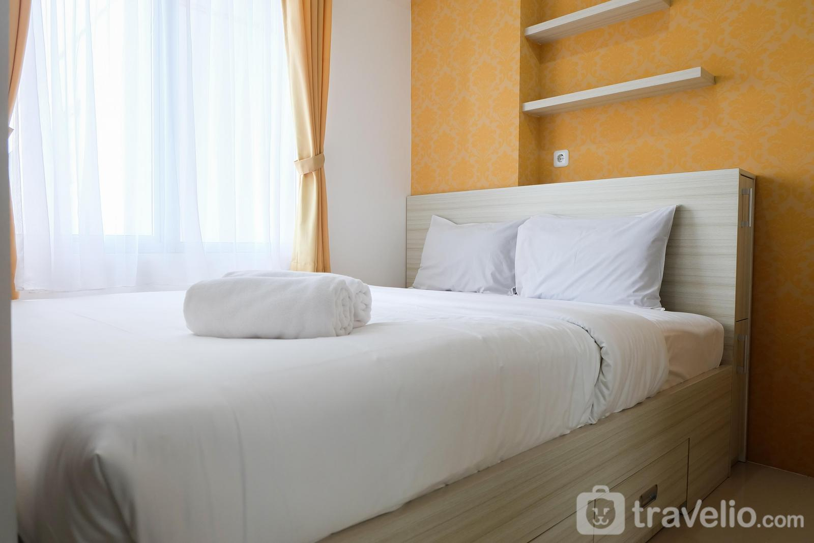 Bassura City Cipinang - Strategic and Cozy 2BR Bassura City Apartment By Travelio