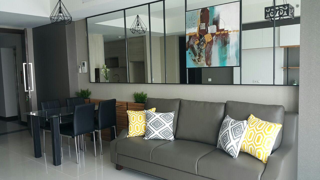 St. Moritz Puri - The New Royal 2 Bed Room 18 @ ST.Moritz By Dewi