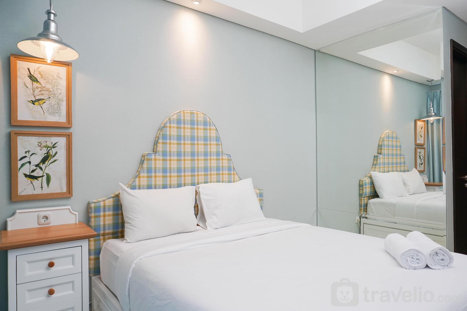 Apartemen Puri Mansion - Cozy Studio at Puri Mansion Apartment By Travelio