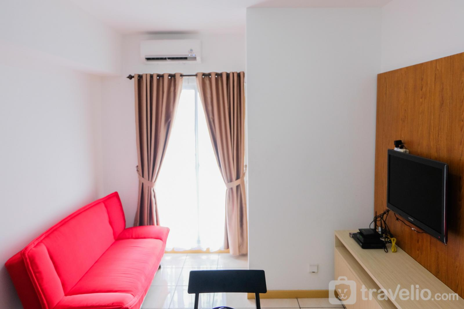 M Town Residence - Modern and Cozy 2BR Apartment at M-Town Residence By Travelio