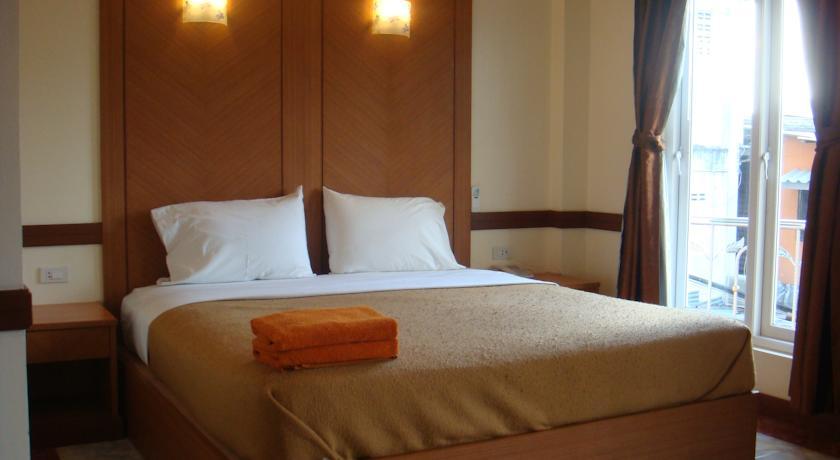 Тайланд паттайя отель 3