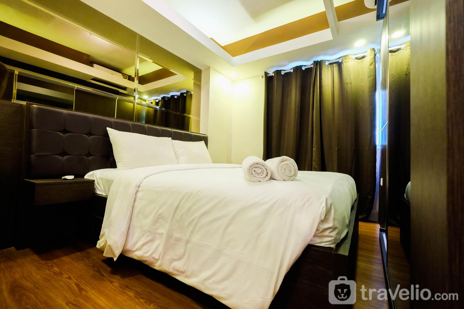 Green Pramuka Cempaka Putih - Spacious Studio Room at Green Pramuka Apartment By Travelio