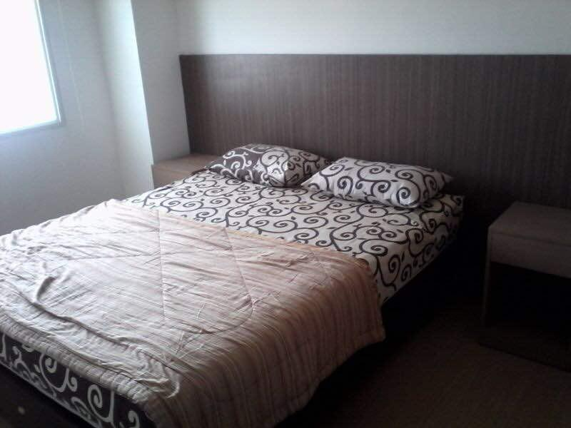 Braga City Walk - 2BR Minimalis Braga City Walk Apartment
