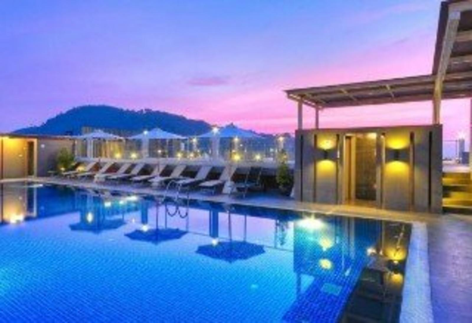 Citrus Heights Patong Hotel Phuket By Compass