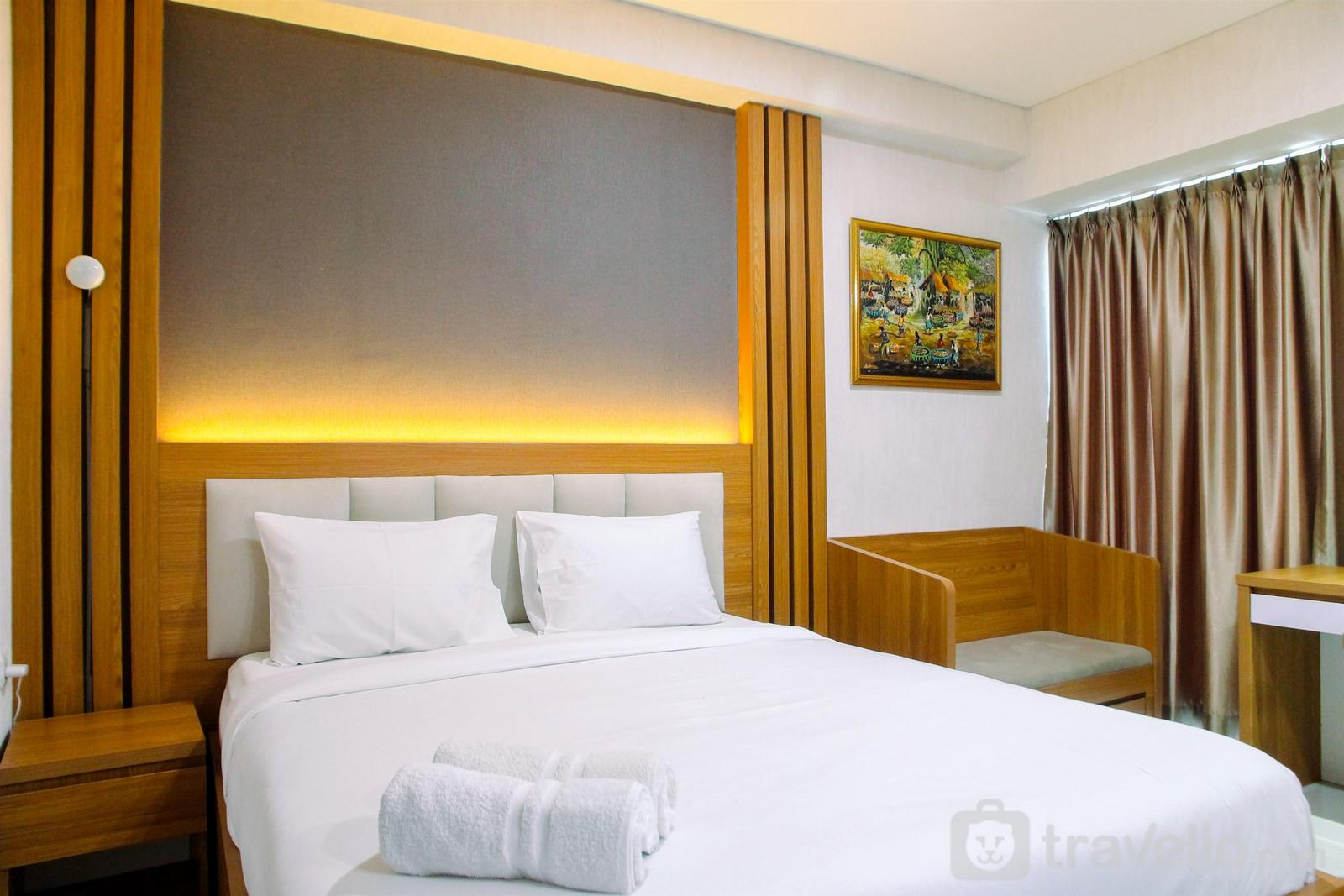 Grand Kamala Lagoon - Warm and Comfortable 1BR Grand Kamala Lagoon Apartment By Travelio