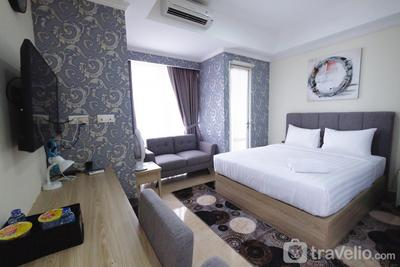 Big Studio Menteng Park Apartment By Travelio
