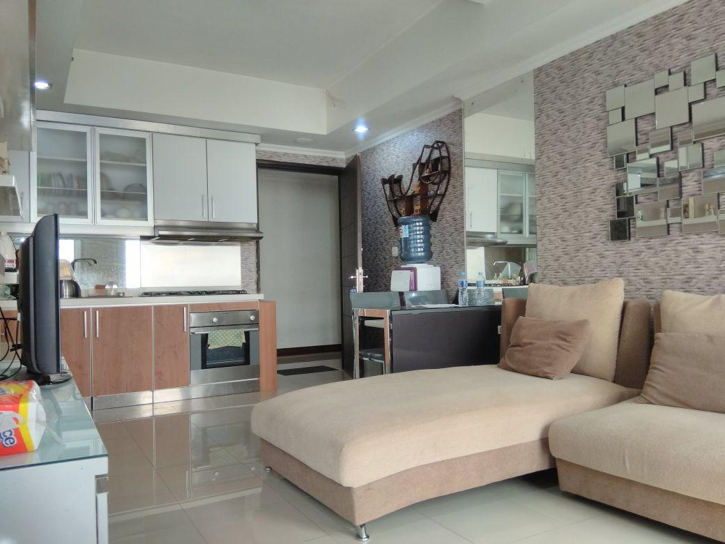Apartemen Boutique Kemayoran - 2 Bedrooms+ 1 Maid Room @ The Boutique Kemayoran By Kartini