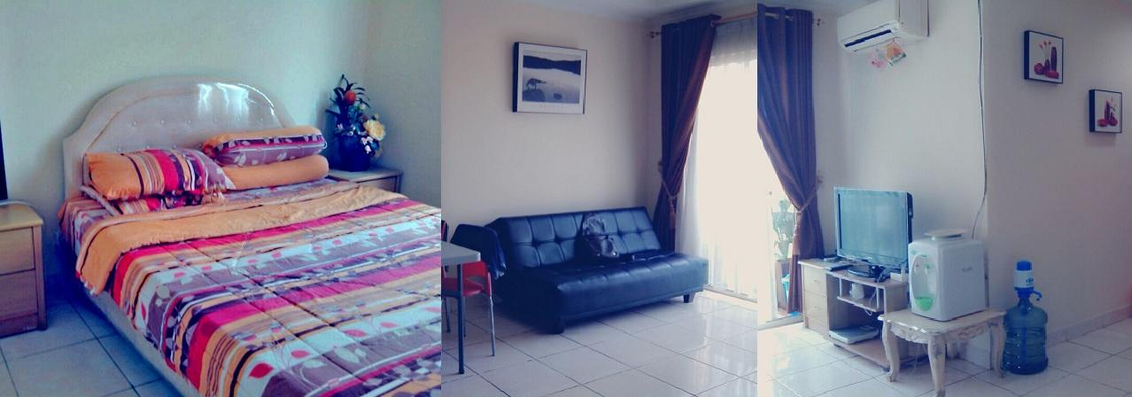 MOI Kelapa Gading - Simply Comfy 2BR 8th Floor @ Apartment City Home By Adaru Property At MOI