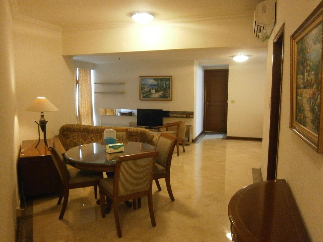 Apartemen Puri Casablanca - 1 Bedroom @ Puri Casablanca By Eric
