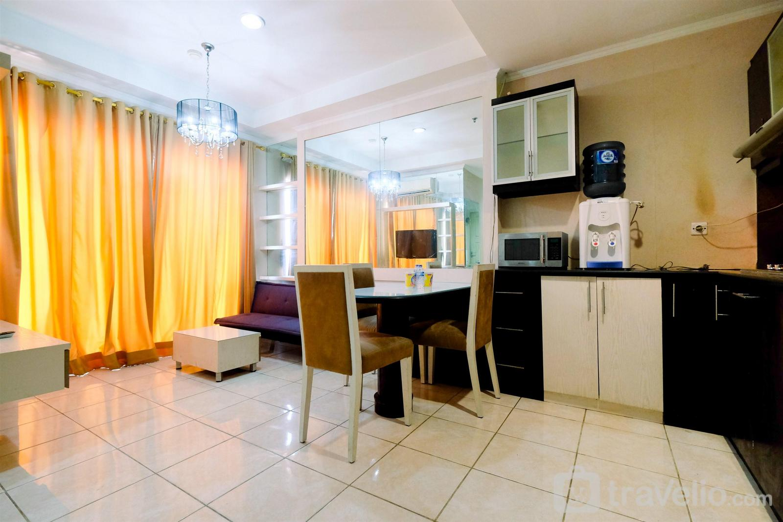 MOI Kelapa Gading - Classic 2BR City Home MOI Apartment By Travelio