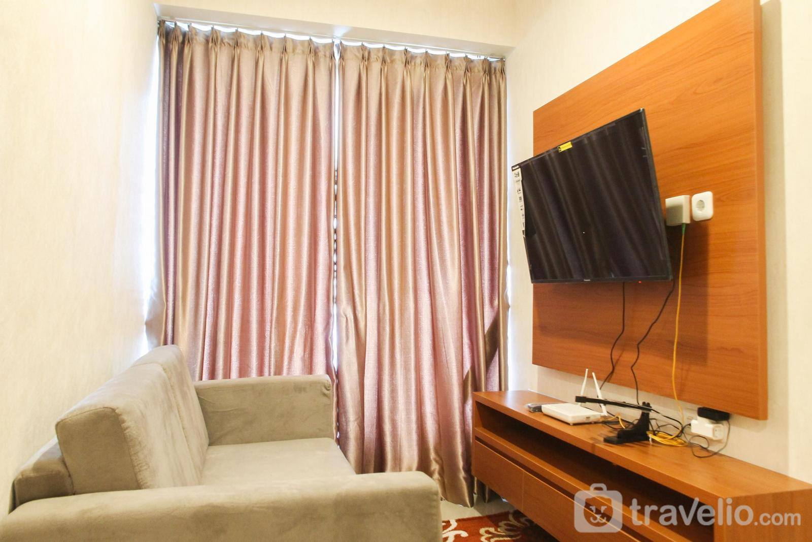 Grand Kamala Lagoon - Marvelous 2BR Grand Kamala Lagoon Apartment By Travelio
