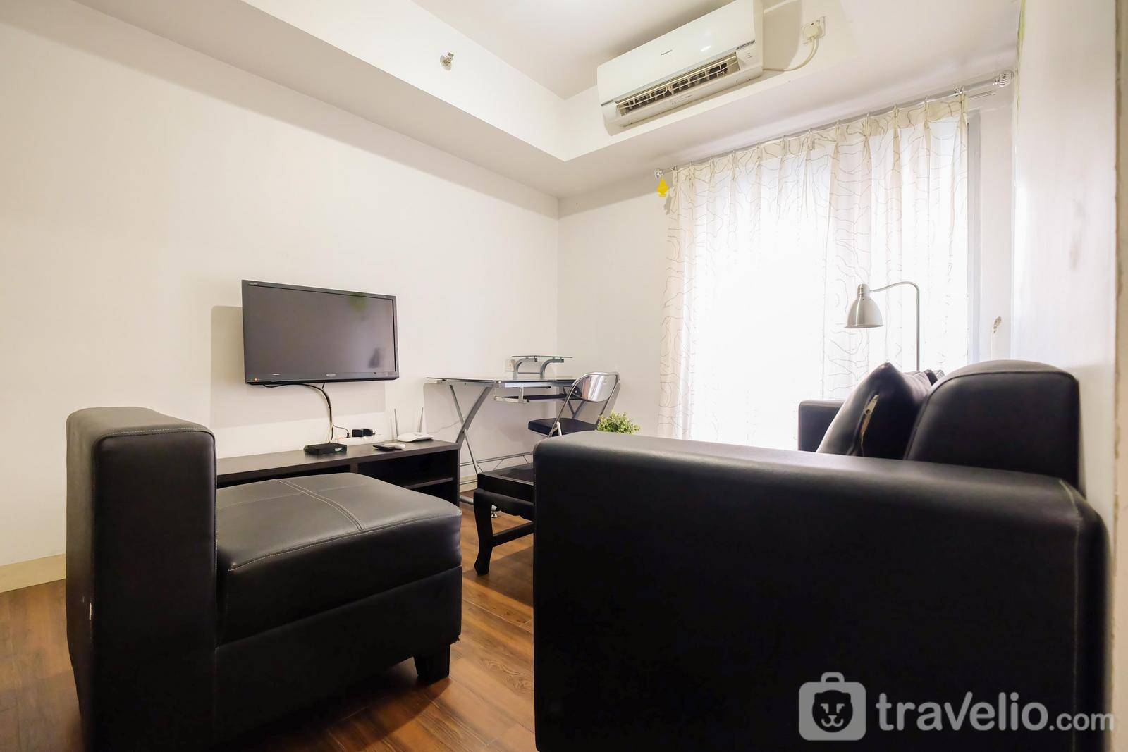 The Wave Kuningan -  2BR The Wave Apartment near Epicentrum Kuningan By Travelio