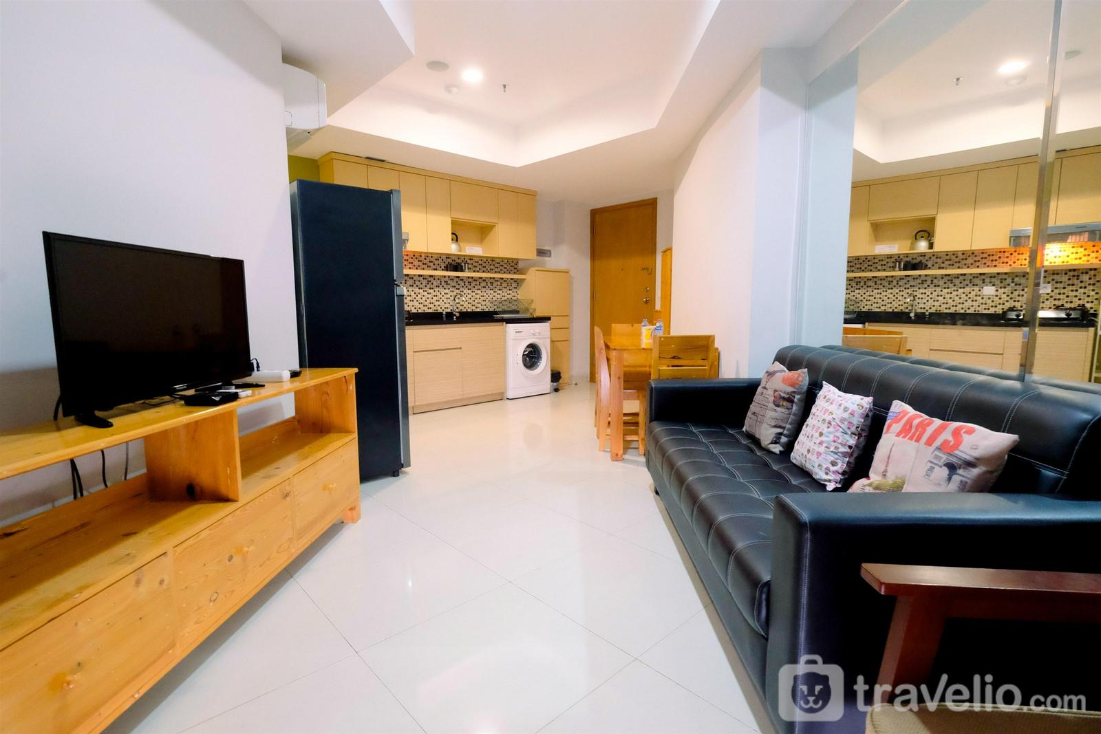 The Mansion Kemayoran - 2BR at The Mansion Kemayoran Apartment near JIEXPO By Travelio