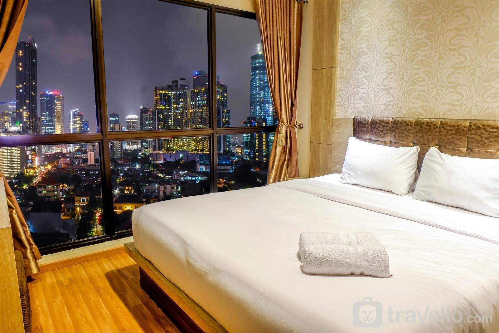 Tamansari Semanggi Apartment - 1BR Tamansari Semanggi Apartment near Lotte Shopping Mall By Travelio