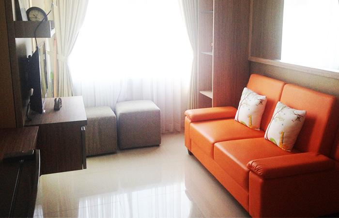 The Jarrdin Cihampelas - Apartemen Jardin 2 Bedroom