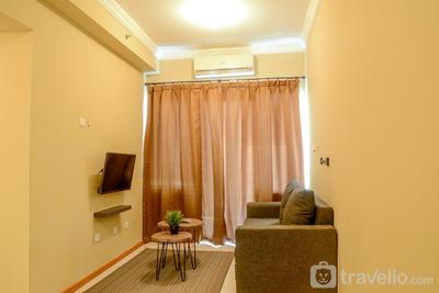 Grand Palace Kemayoran - Best of the Best 3BR Apartment Grand Palace/Pallazo Kemayoran By Travelio