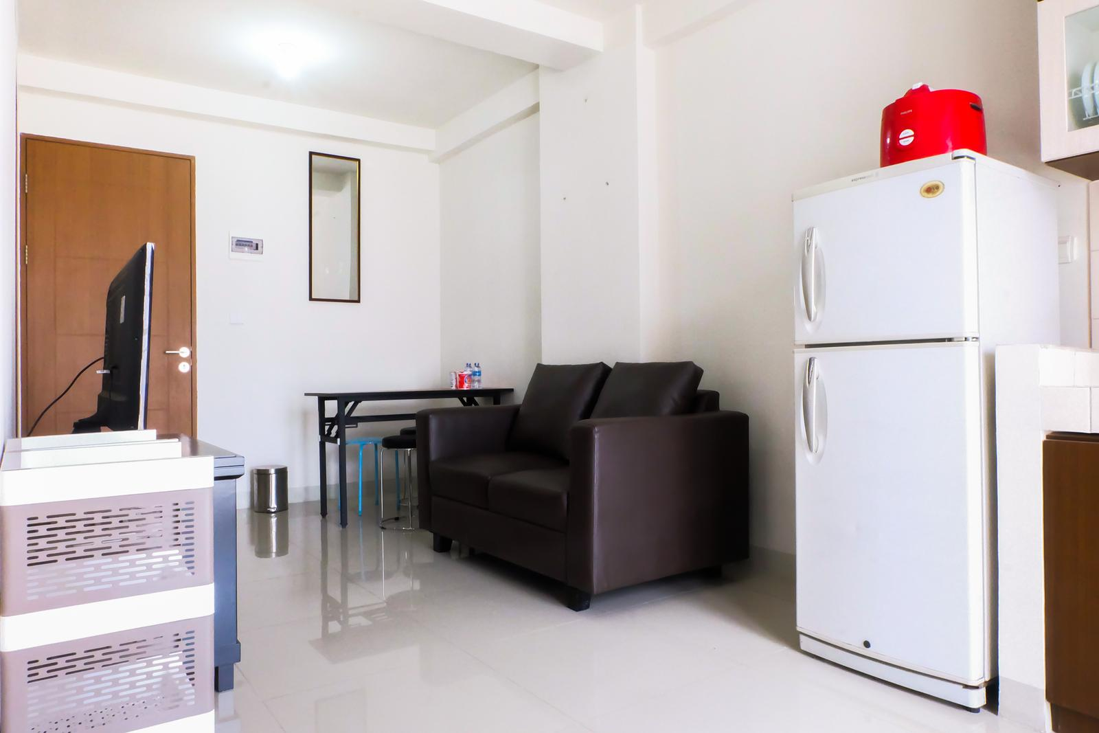 Gading Icon Apartment - 2BR The Oak Gading Icon Apartement Near To Kelapa Gading By Travelio
