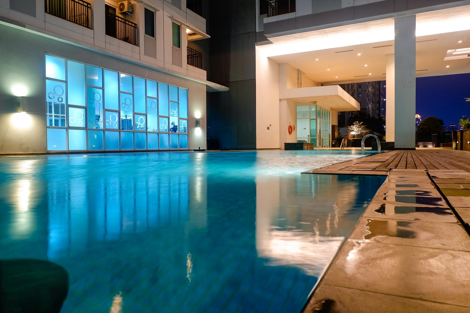 Thamrin Executive - Premium 1BR Thamrin Executive Residence By Travelio