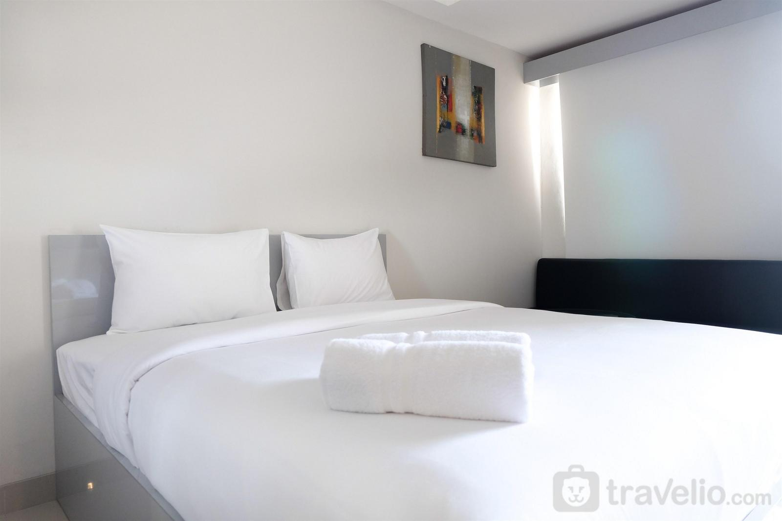 The Oasis Cikarang - Comfy Studio Room The Oasis Apartment By Travelio
