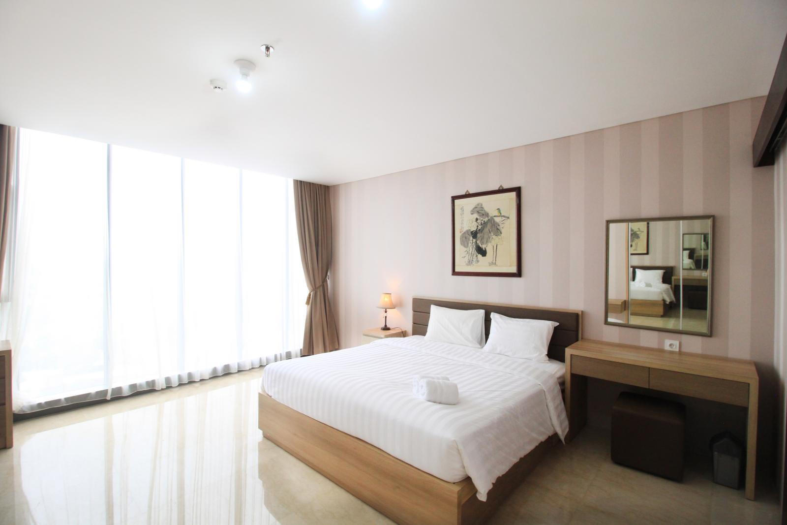 Lavenue Pancoran - 1BR Suite L'avenue Apartment Pancoran By Travelio