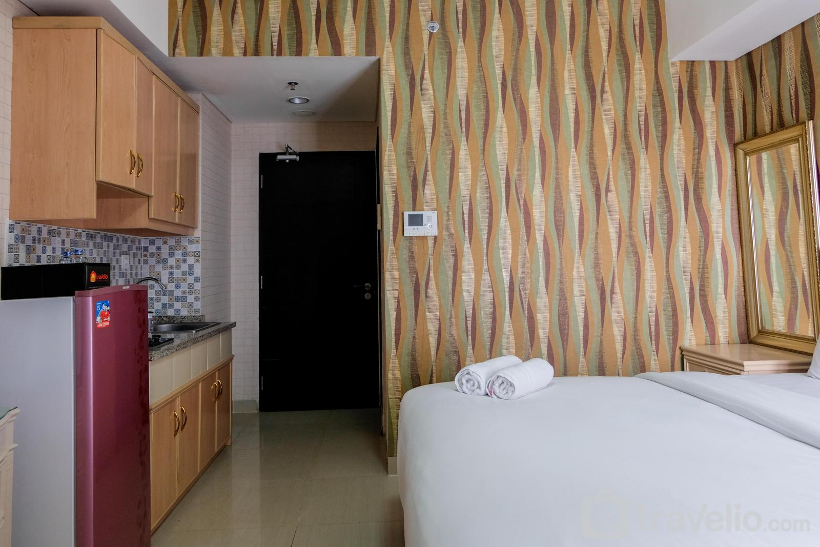 Apartemen ARA Gading Serpong - Best Price Studio @ ARA Apartment Gading Serpong By Travelio