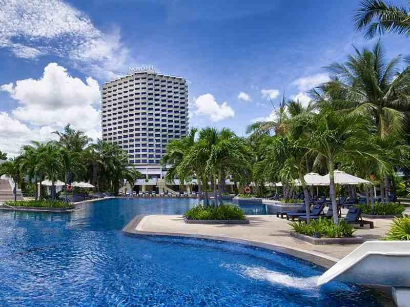 Novotel Hua Hin Cha Am Beach Resort  Spa