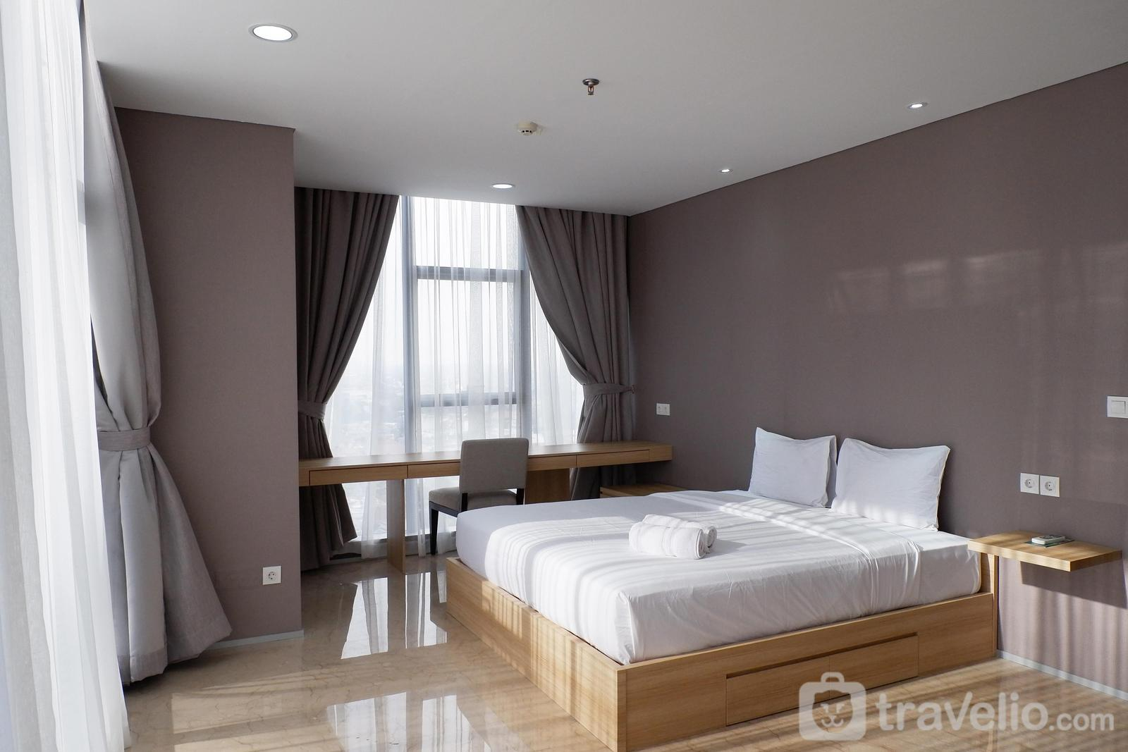 Lavenue Apartemen Pancoran - Premium Suite 2BR L'Avenue Apartment By Travelio