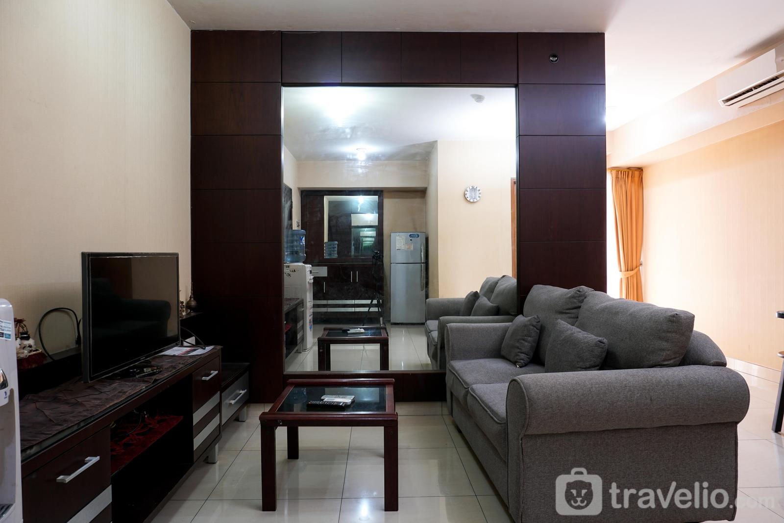 Taman Rasuna Kuningan - Best Price 1BR Taman Rasuna Apartment near Kokas By Travelio