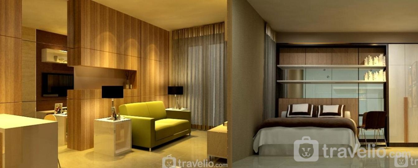 The River Peak  - 2 Bedroom A166 @The River Peak Surabaya