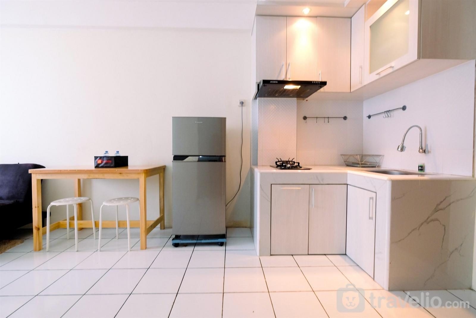 East Park Apartment - Best Price 2BR East Park Apartment By Travelio