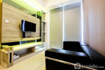 Taman Anggrek Residence - Luxury 1BR Apartment Taman Anggrek Residence By Travelio