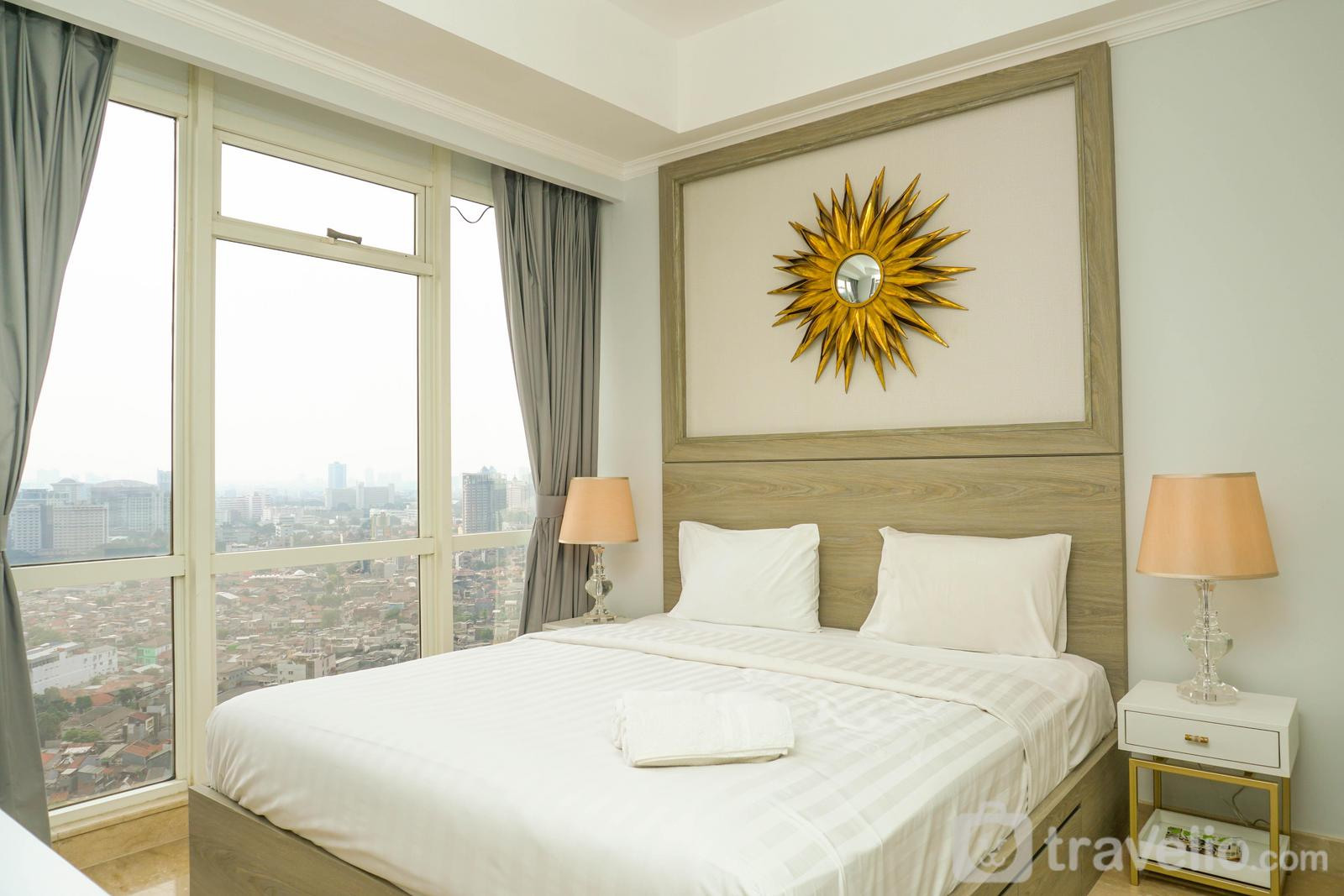 Menteng Park Apartment - Luxurious 2BR with Private Lift at Menteng Park Apartment By Travelio