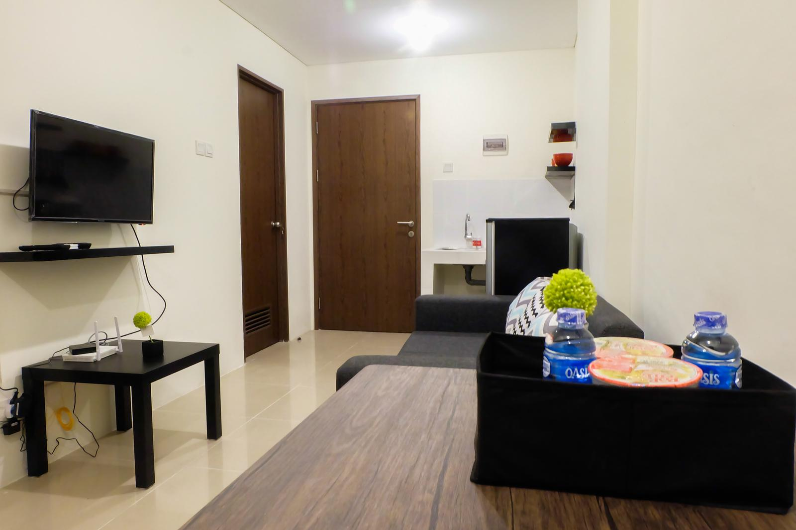 Northland Ancol - New 2 BR Northland Apartment With Ancol Seaview By Travelio