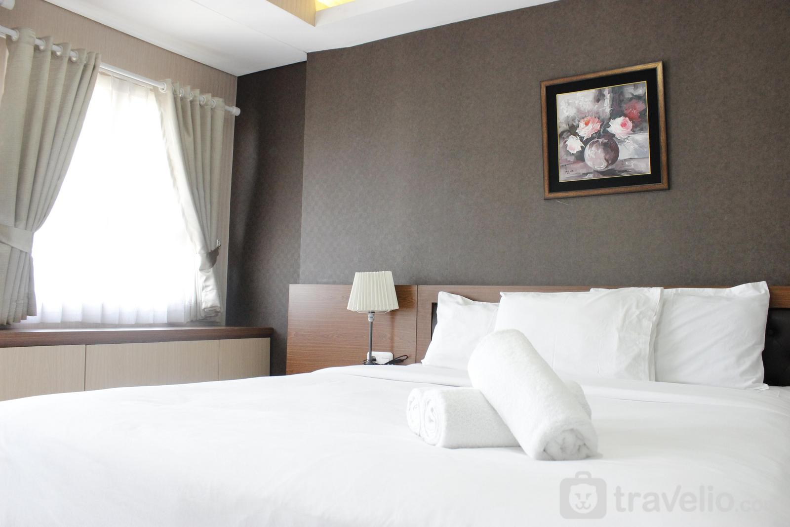 Gateway Pasteur Apartment - Delightful 1BR Gateway Pasteur Apartment near Pasteur Exit Toll By Travelio