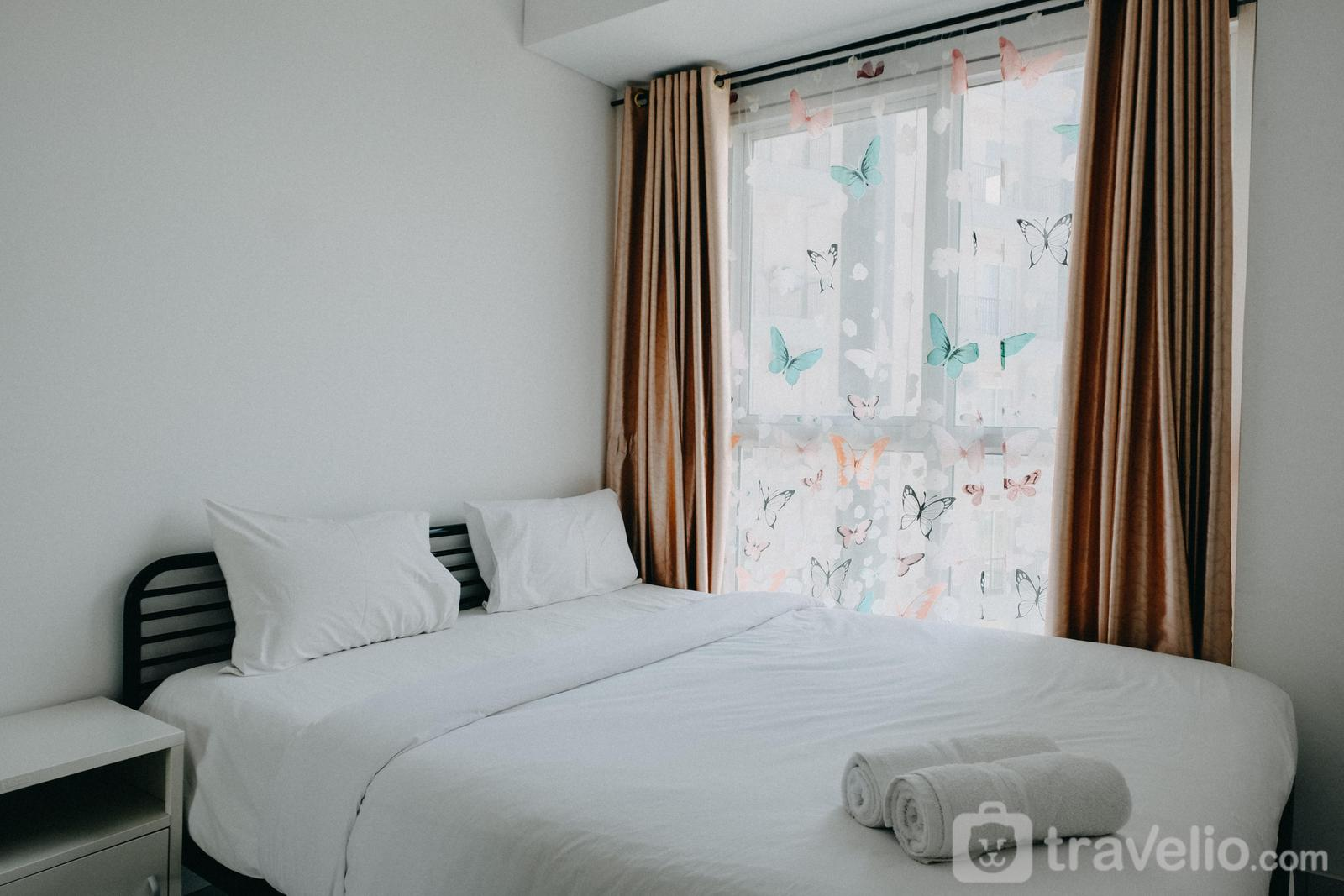 Casa de Parco Apartment - Simply Furnished 1BR With City View at Casa de Parco Apartment By Travelio
