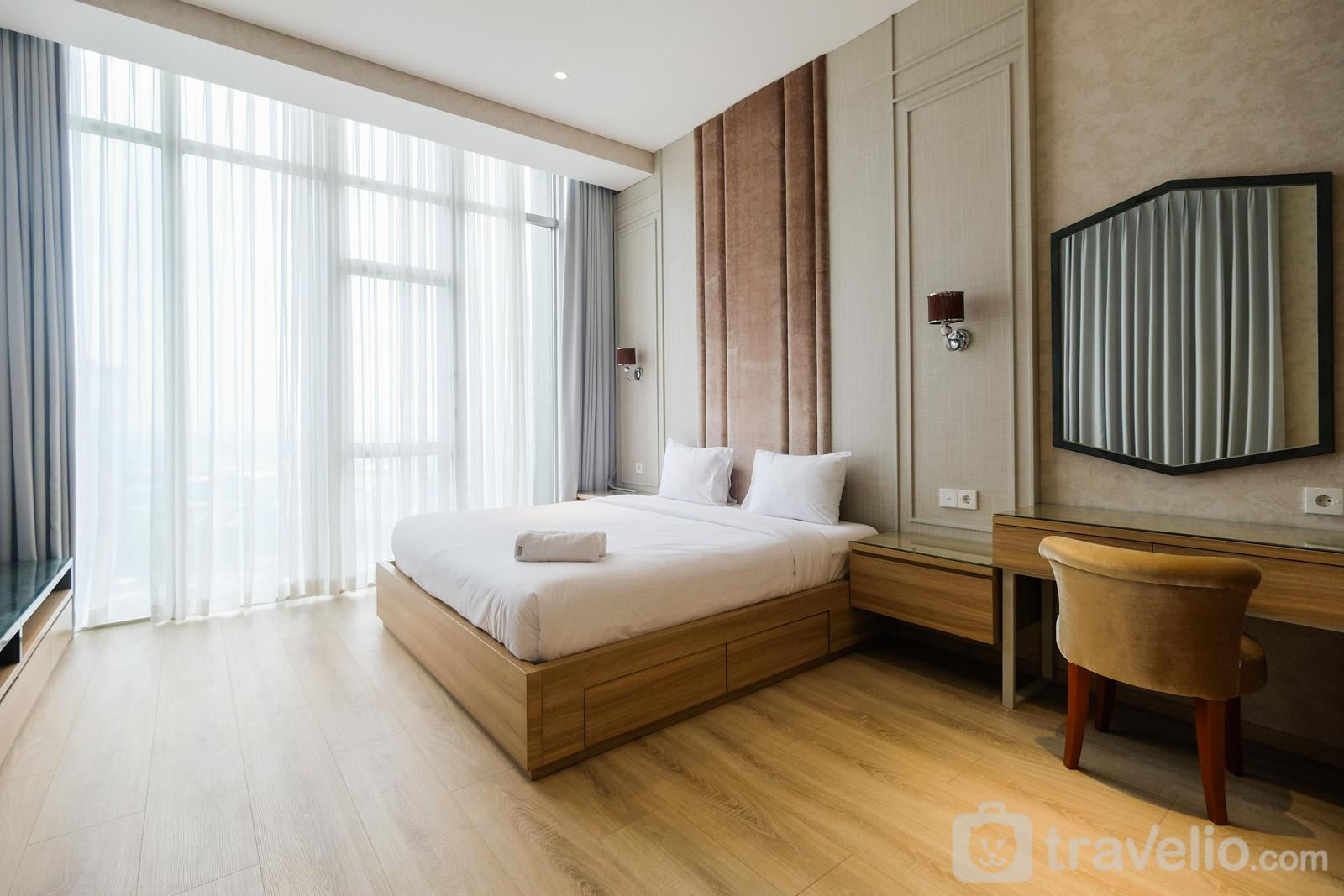 Saumata Apartment - Luxurious 3BR Loft at Saumata Apartment Alam Sutera By Travelio