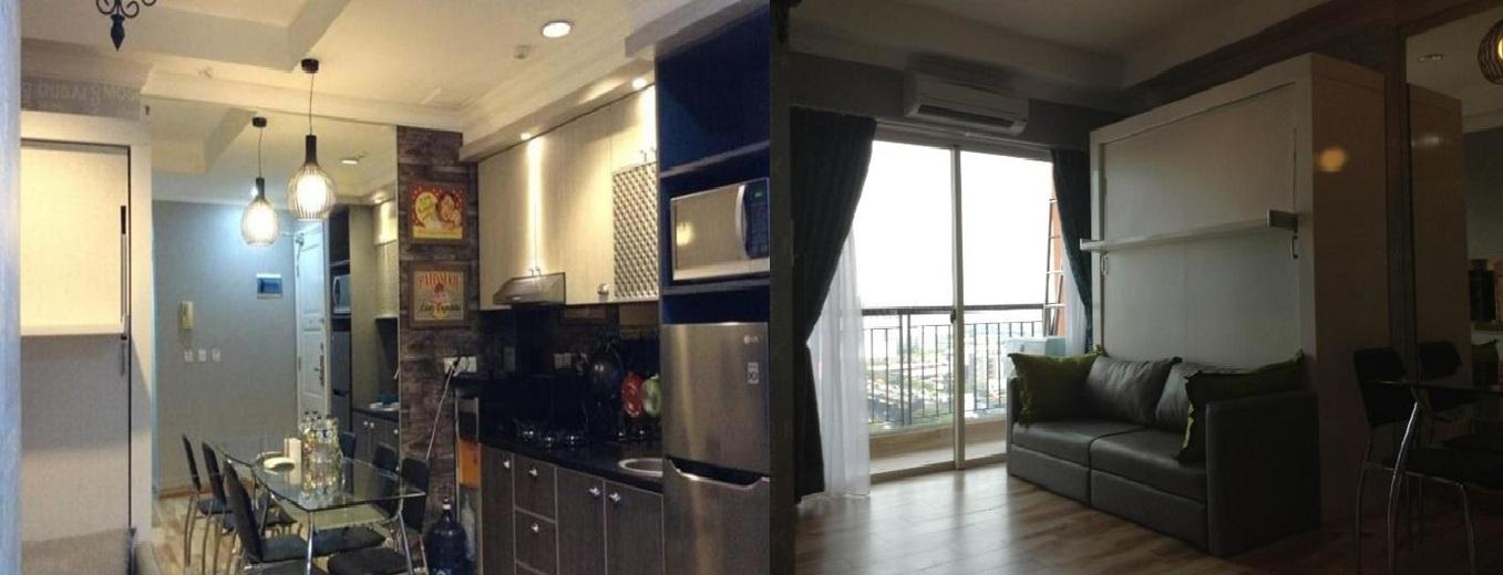 MOI Kelapa Gading - 2 BR Executive Sanfransisco Bay @ Maxwell Sweet Apartment By Agoes