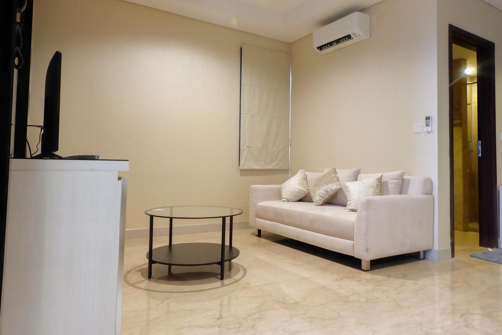 Lavenue Apartemen Pancoran - Best North 1BR L'Avenue Apartment By Travelio