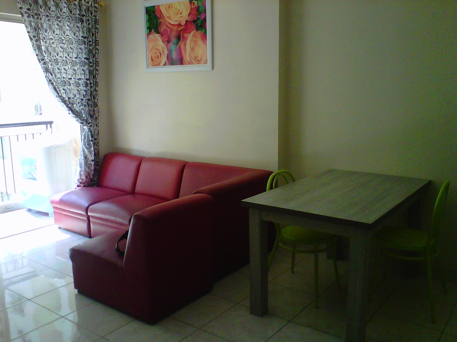 MOI Kelapa Gading - Clean And Comfy 2BR 12th Floor @ Apartment City Home By Adaru Property At MOI