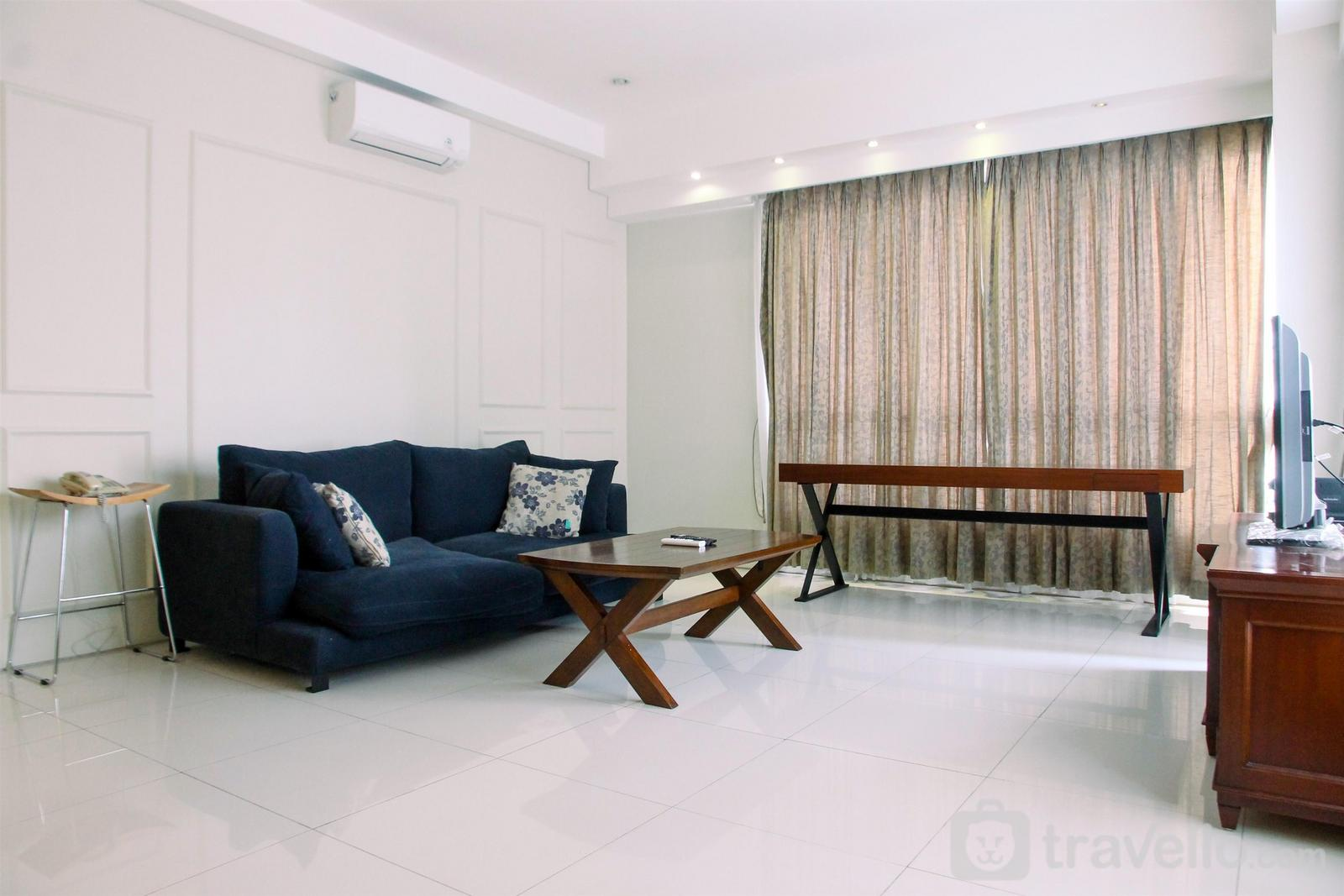 Apartemen 1 Park Avenue - 3BR Apartment at 1 Park Residences with Private Lift By Travelio