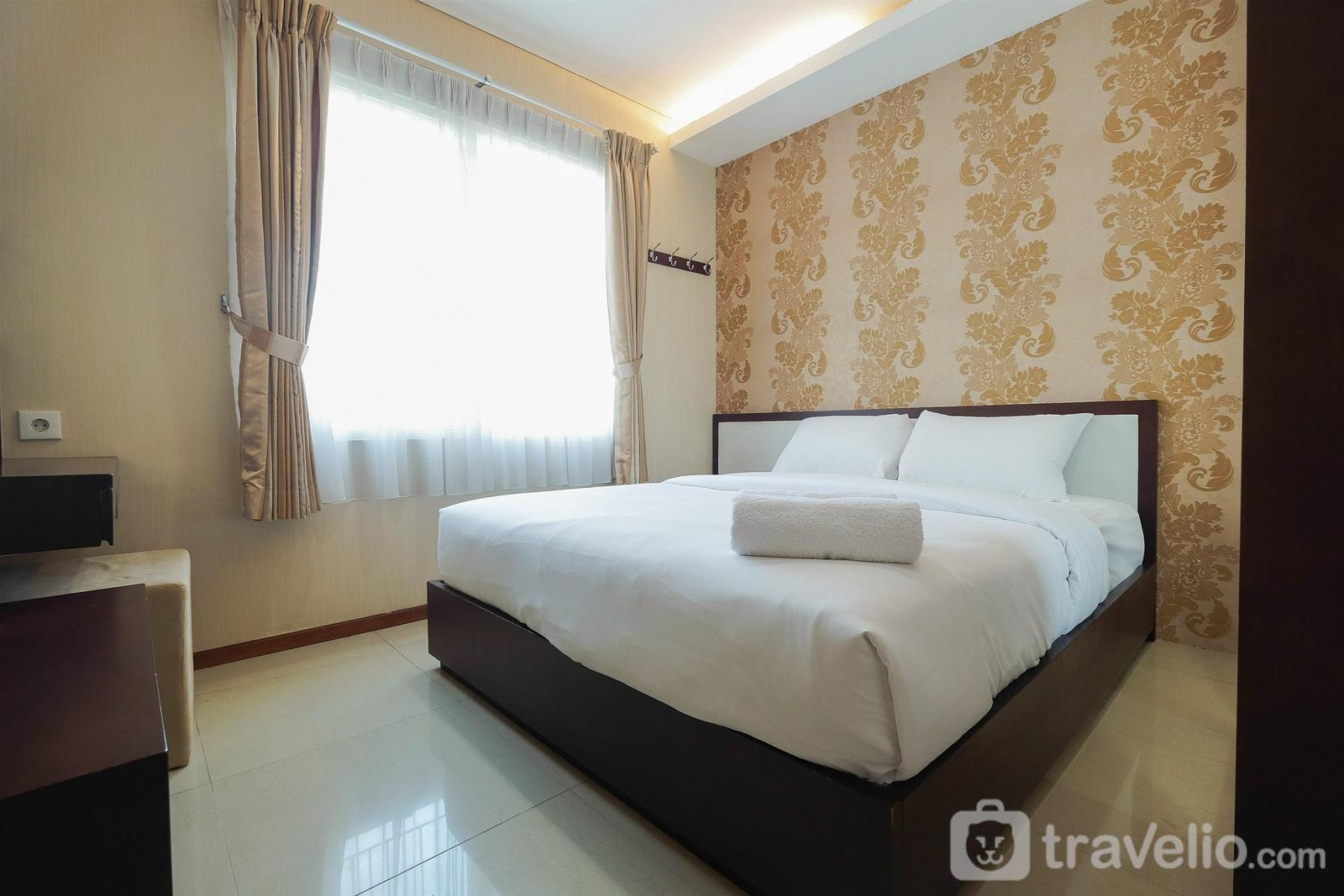 Thamrin Residence - Strategic 2BR Apartment @ Thamrin Residence By Travelio