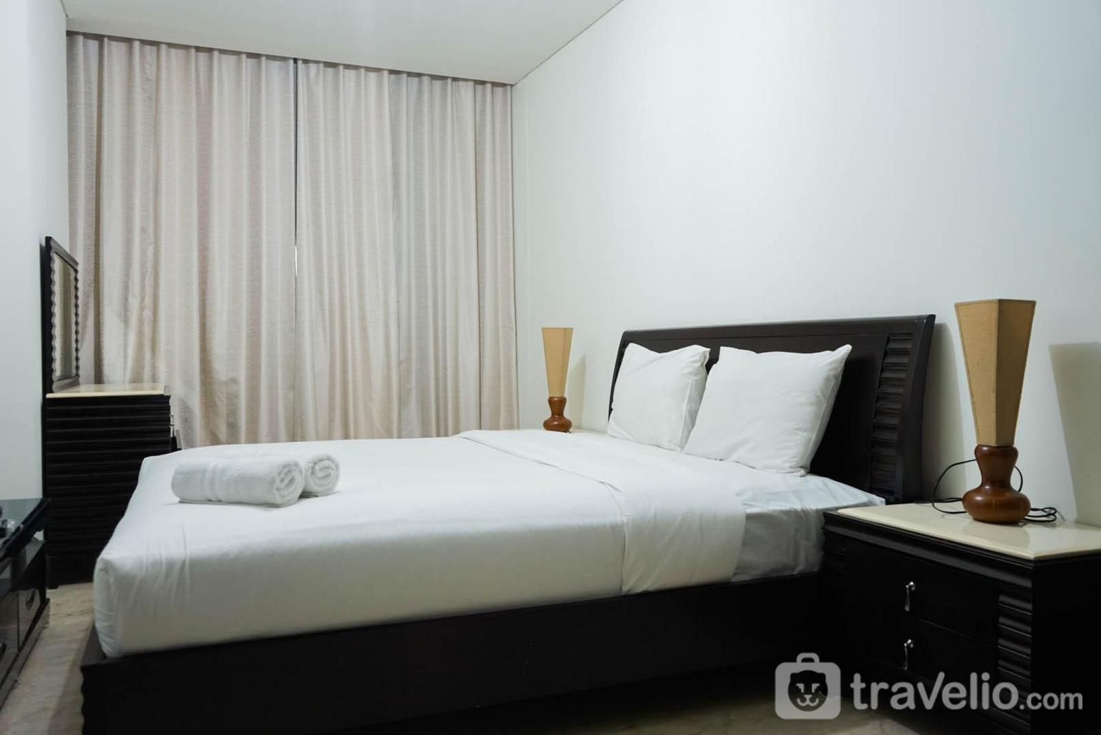 Lavenue Pancoran - 2BR with Study Room at L'Avenue Apartment By Travelio