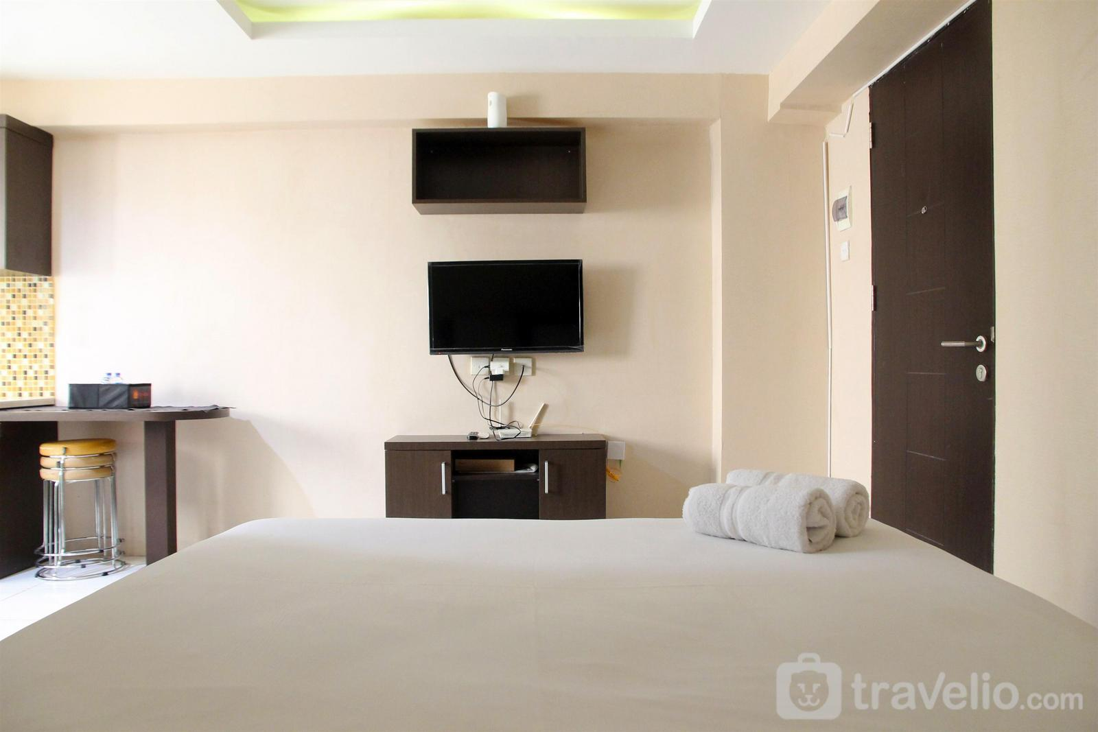 Kebagusan City Apartemen Pasar Minggu - Best Deal Studio at Kebagusan City Apartment By Travelio