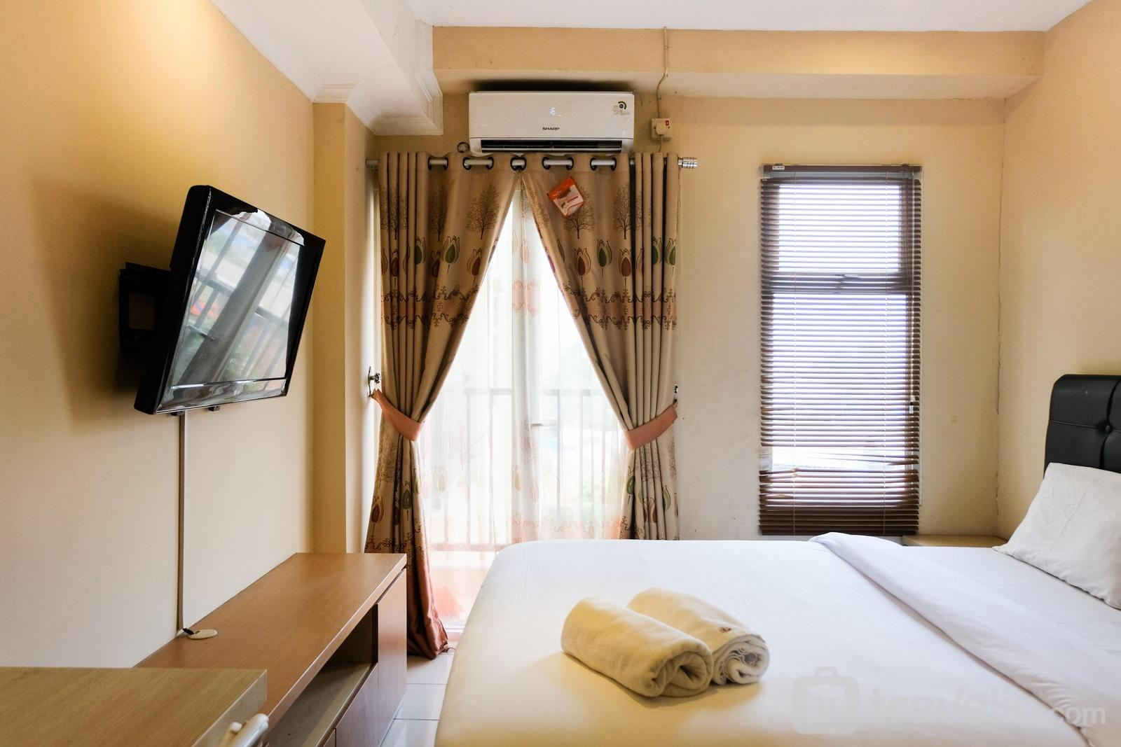 Victoria Square Tangerang - Comfortable and Clean Studio Apartment Victoria Square By Travelio